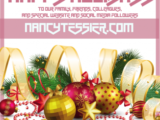 Happy Holiday from NancyTessier.com